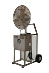 Aquality Port-A-Chill Washdown Duty Stainless Steel 20 Gallon Portable Mist Fan PAC-24SWD-Discontinued