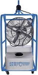 Hazardous Location Portable 24 Inch Mist Fan