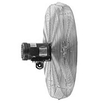 24 Inch Hazardous Location Circulation Fans 120/240V Single Phase