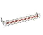 Infratech WD Series Dual Element 6000 Watt 61 1/4 Inch Electric Infrared Radiant Heaters